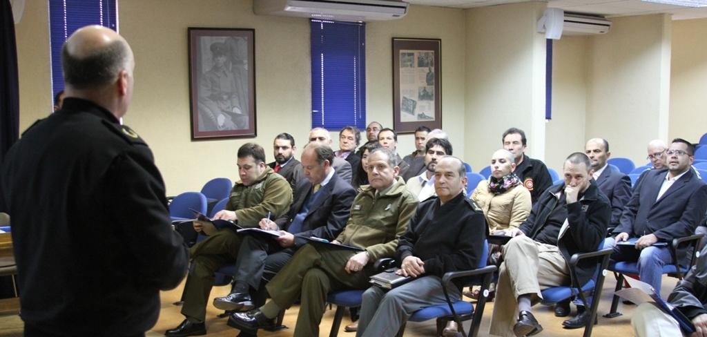 DIRECTOR GENERAL DE MOVILIZACIÓN NACIONAL SE REÚNE CON MAESTROS Y REPRESENTANTES DE ARTES MARCIALES.