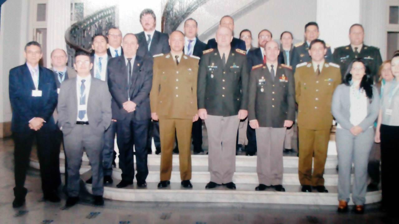 DGMN REACTIVA MESAS DE TRABAJO PARA REVISAR LA APLICACIÓN DE LAS CONVENCIONES DE ARMAS QUÍMICAS Y BIOLÓGICAS