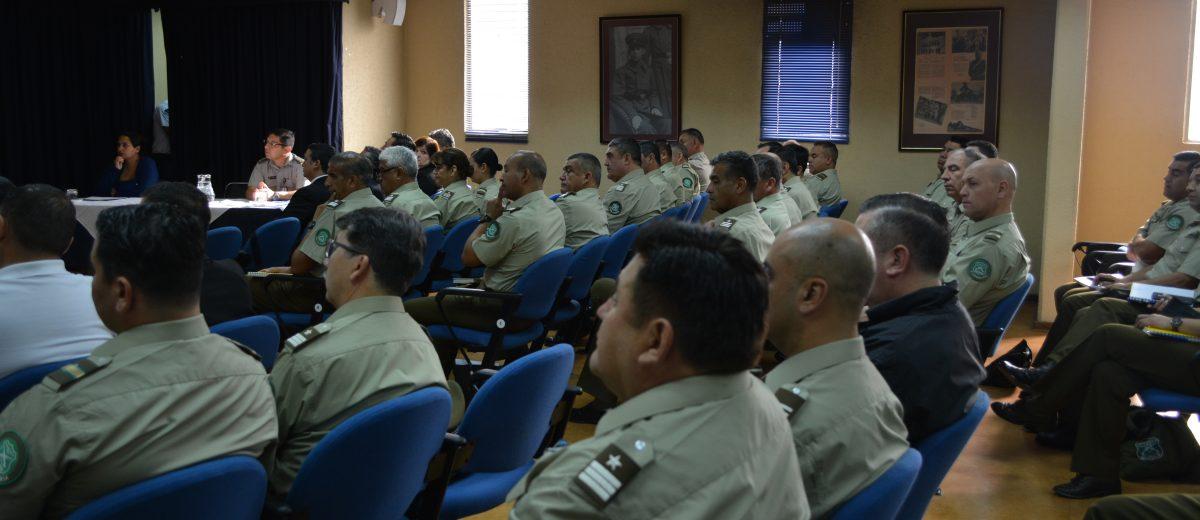DGMN REALIZA SEMINARIO DE CAPACITACIÓN SOBRE CONTROL DE ARMAS