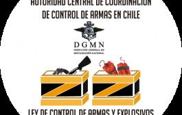TRÁMITES DE ARMAS Y EXPLOSIVOS DE AF N°86 OSORNO, SON ASUMIDAS POR AAFF LA UNIÓN Y PUERTO MONTT, TRANSITORIAMENTE