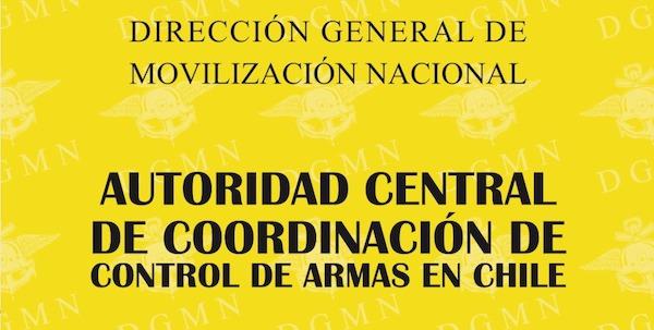 SE LEVANTA PROHIBICIÓN A ACTUACIONES RELATIVAS A LA LEY DE CONTROL DE ARMAS.